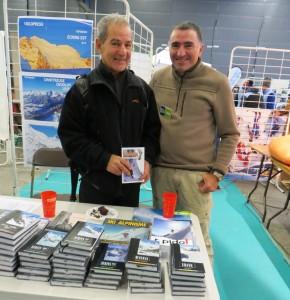 Volodia Shahshahani et Thierry Clavel