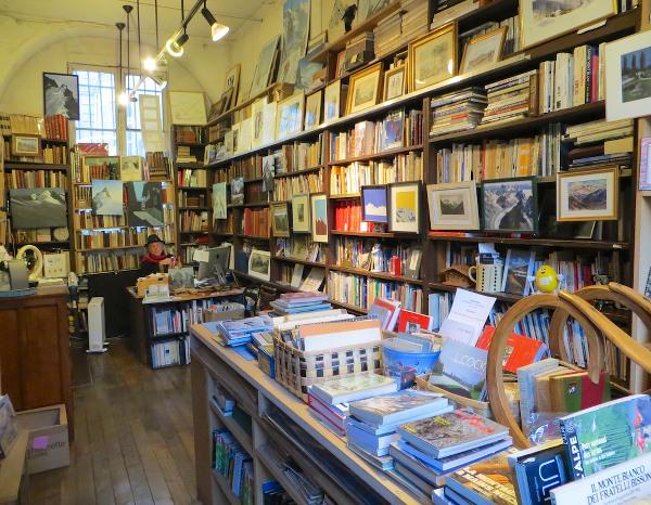 Librairie des Alpes Paris