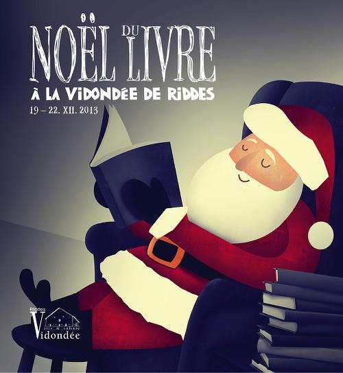 Noël du Livre à Riddes