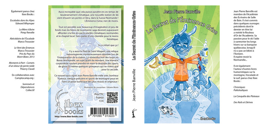 Couverture du Secret de l'Eminence Grise