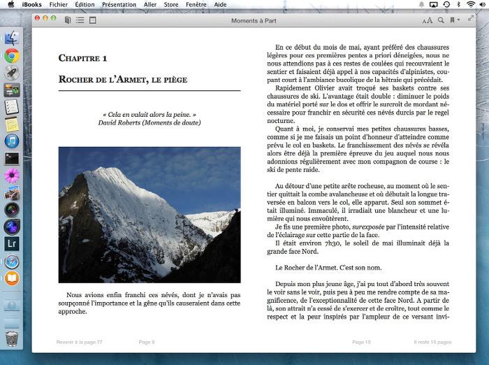 Moments à Part en livre numérique