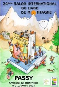 Salon du Livre de Montagne Passy 2014