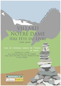 Fête du Livre à Villard Notre Dame