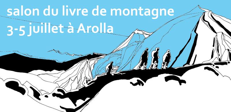 Salon du livre de montagne d'Arolla