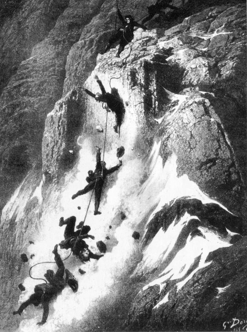 Matterhorn_disaster_Dore